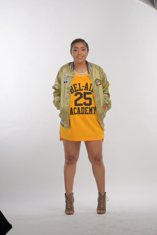 87ffa3b3134c Bel-Air Academy 14 Gold Basketball Jersey - The Kloset Shop