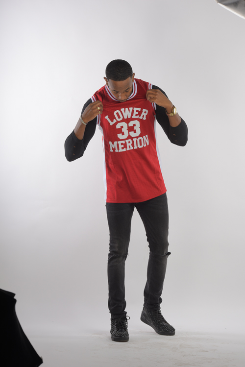 482edddba Lakers 33 Kobe Bryant Lower Merion High School Stitched NBA Jersey ...